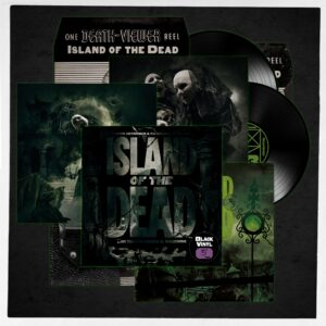 Sopor Aeternus – Island Of The Dead – Double LP