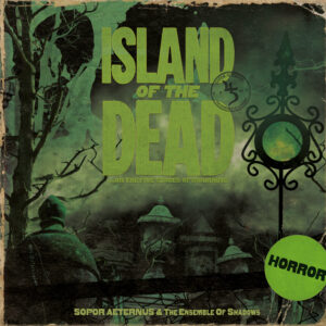 Sopor Aeternus – Island Of The Dead – CD