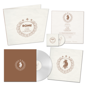 Rome – The Lone Furrow – Limited LP + CD