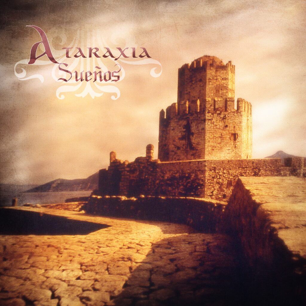 """The Circle Music proudly presents Ataraxia's """"Suenos"""" in two different LP editions!"""