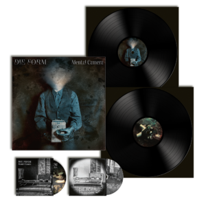 Die Form – Mental Camera – 2xLP + 2xCD (Limited)