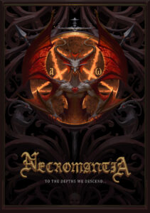 """Release date for Necromantia's – """"To The Depths We Descend…"""""""