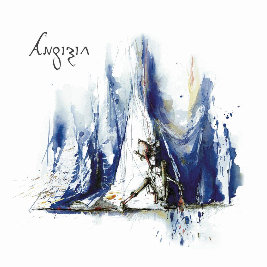 "The Circle Music welcomes ANGIZIA to the family and announces the release of Angizia's – ""39 Jahre für den Leierkastenmann oder Ein Stück für die Judenstadt"" for first time on LP."